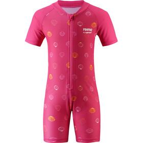Reima Kids Odessa Swim Overall Candy Pink